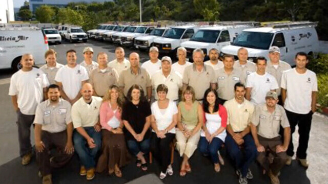 Alicia Air Conditioning & Heating Company Staff