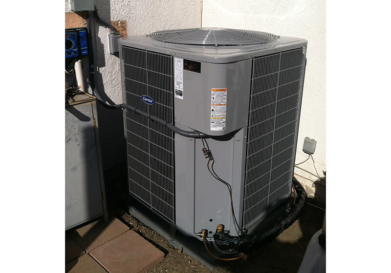 AC Condenser Repair/Installation