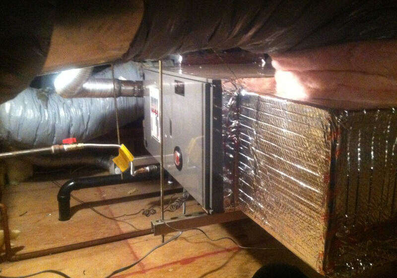 Orange County Air Conditioning Heating Sales Service