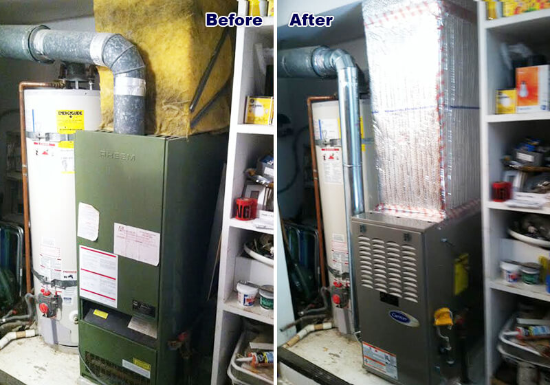 Laguna Beach Furnace Installers