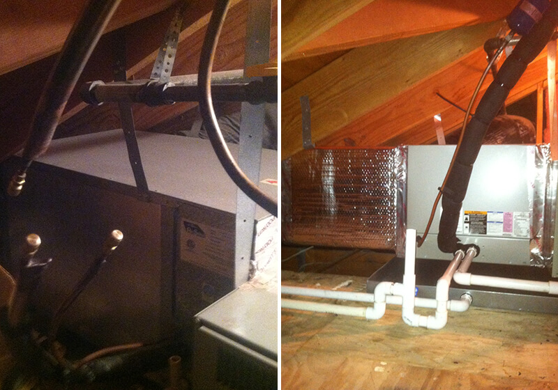 Carrier Evaporator Coil Replacement