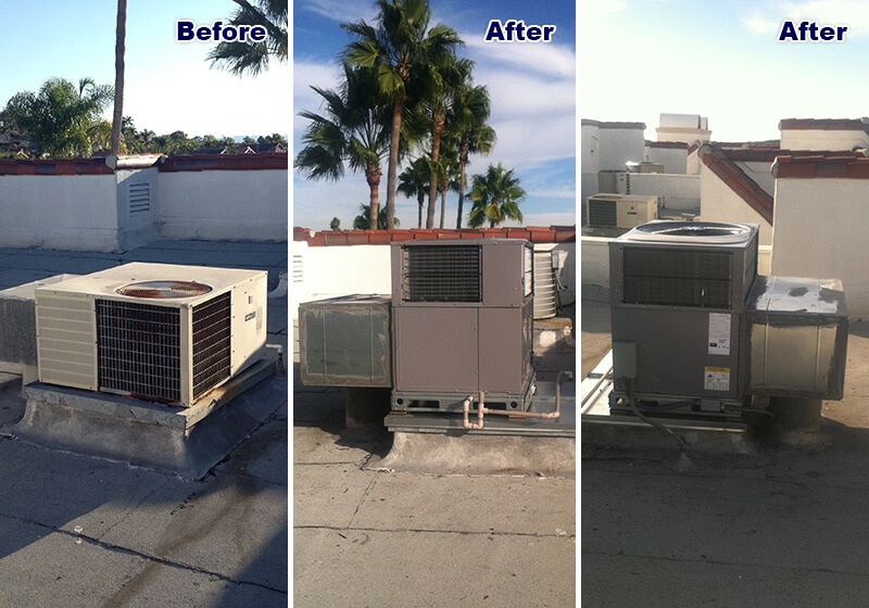 Heat Pump Installation Dana Point