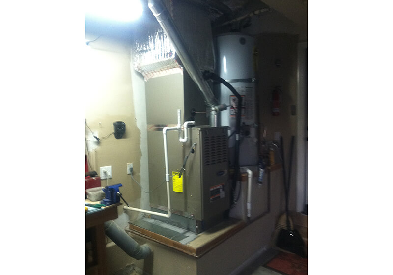 Carrier Performance Series Furnace
