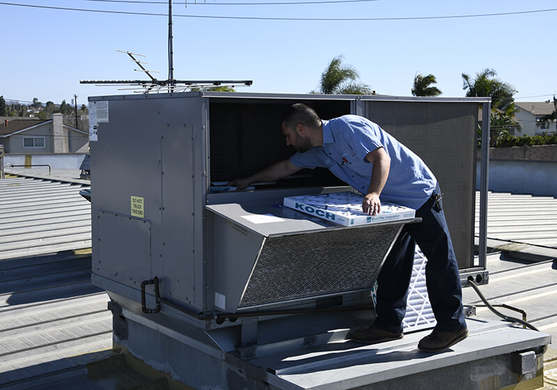HVAC Maintenance in Lake Forest, CA