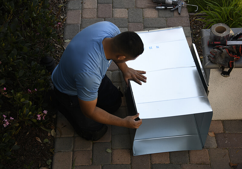 HVAC installation  in Lake Forest, CA