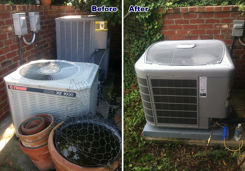Carrier Ac Replacement