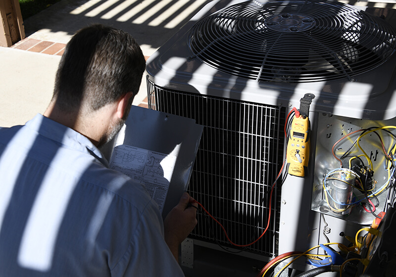 HVAC Installation in Mission Viejo, CA