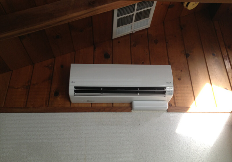 Residential Ductless Mini Split AC