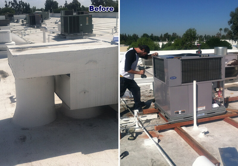 Tustin Heat Pump Installation